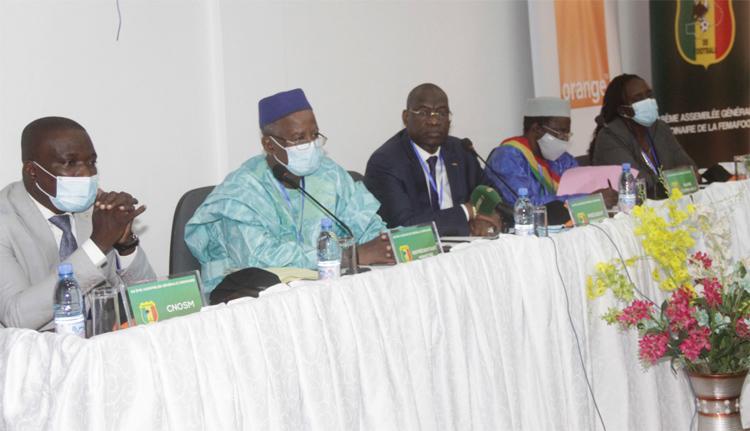 Professionnalisation du football malien : La Femafoot juge indispensable l'accompagnement de l'Etat
