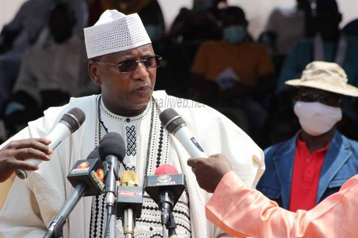 Lutte contre la corruption : Modibo Sidibé plaide pour la fin de l'impunité