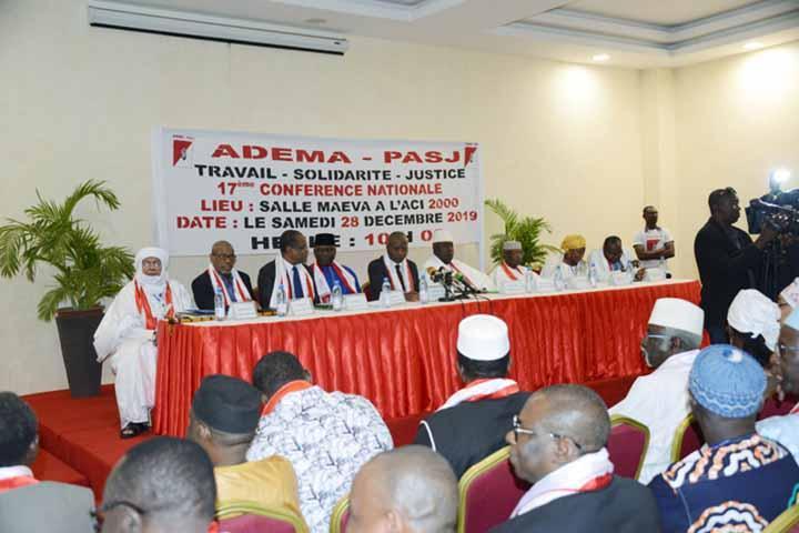Mali : la date du 6e congrès de l'ADEMA-PASJ connue