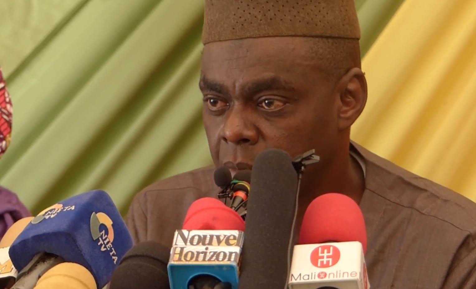Bilan insatisfaisant de la Transition : Issa Kaou Djim pointe du doigt la communauté internationale et certains politiciens maliens