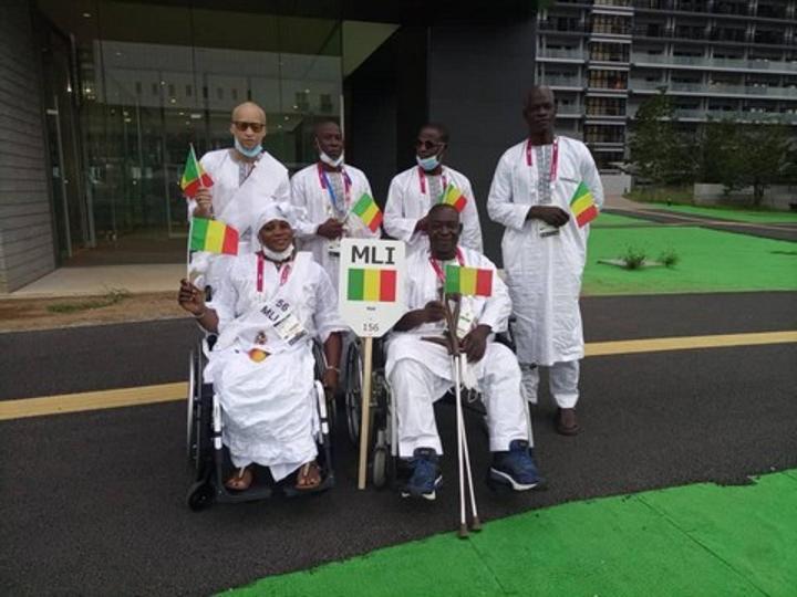 Jeux Paralympiques Tokyo 2020 : le Mali entre en lice ce vendredi