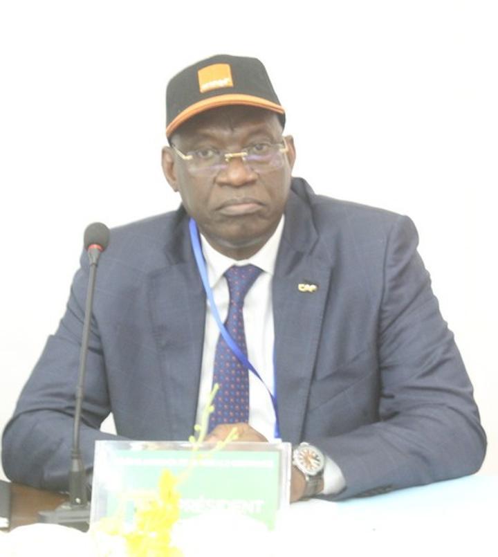 Conseil de la FIFA : Bavieux Touré dans le gouvernement du football mondial, 15 ans après Amadou Diakité !