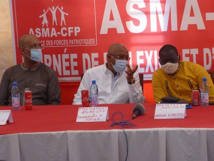 Affaire Soumeylou Boubeye Maiga : L'ASMA-CFP dénonce ''un acharnement'' à des fins politiques