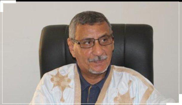 وفاة القيادي بالحزب الحاكم عبد الله ولد النم
