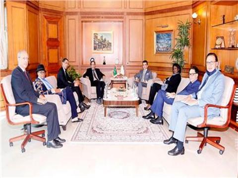 محادثات حول برامج التعاون بين موريتانيا والإيسيسكو