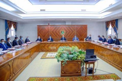مجلس الوزراء يبدأ اجتماعه الأسبوعي العادي