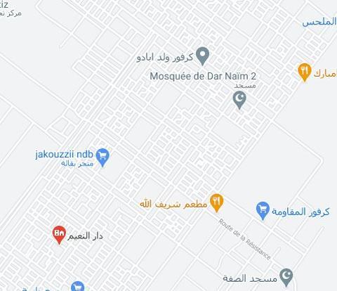 مقتل شاب بأحد أحياء مقاطعة دار النعيم