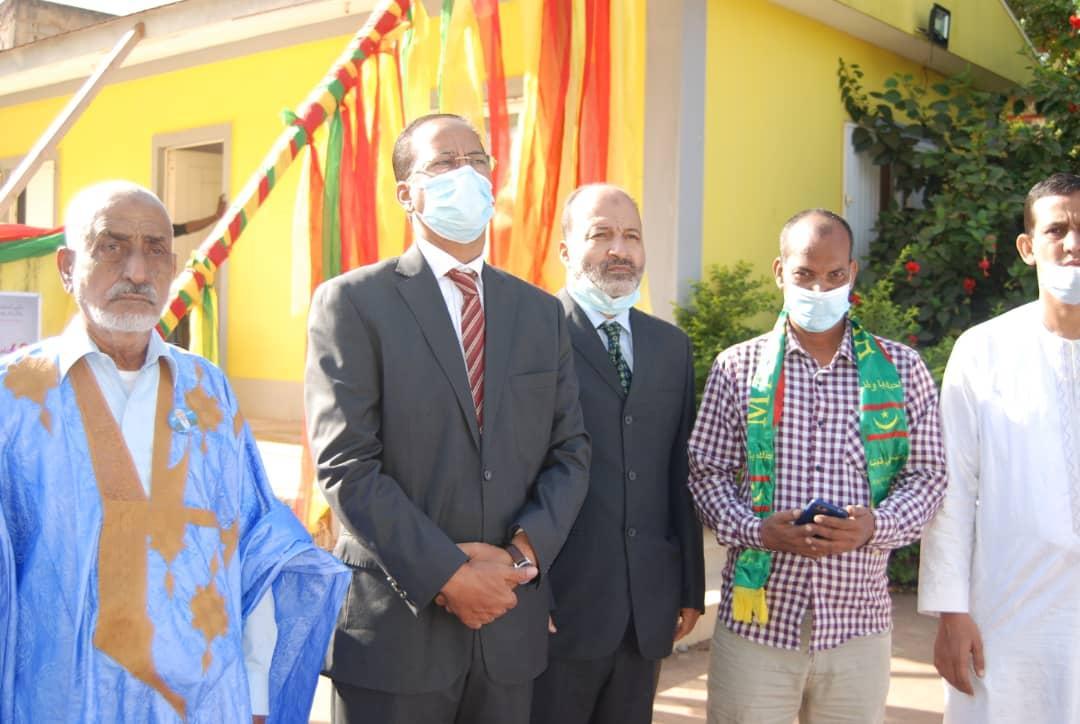 قنصل موريتانيا في بيساو يشرف على حفل تخليد الاستقلال (صور)