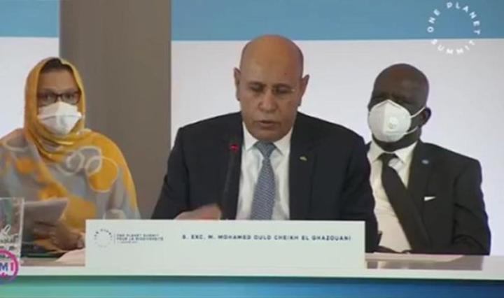 الرئيس غزواني: موريتانيا مفتوحة أمام الاستثمارات الدولية