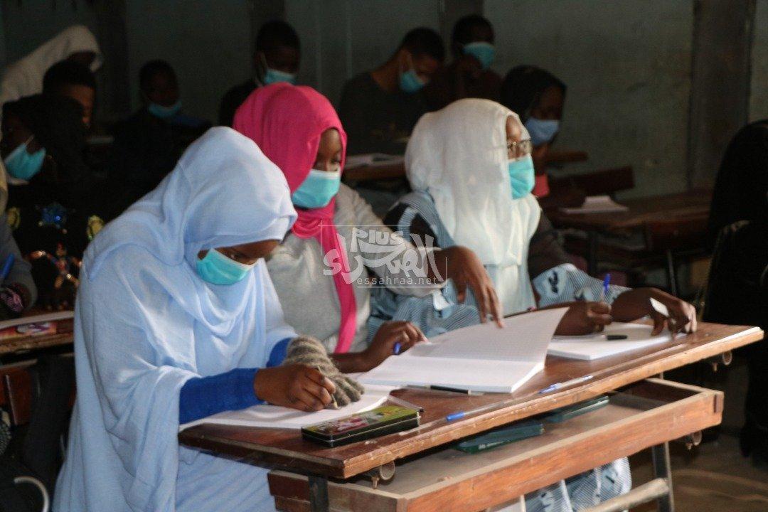 مدارس نواكشوط في اليوم الثاني من استئناف الدراسة (فيديو)