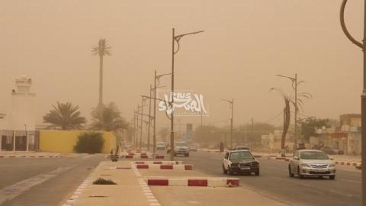توقعات بارتفاع الحرارة في موريتانيا خلال اليومين القادمين