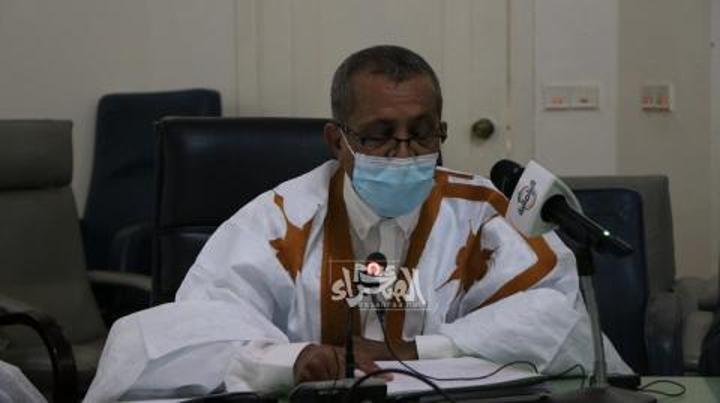 الفريق البرلماني للصداقة الموريتانية اليابانية يهنئ نظيره الياباني