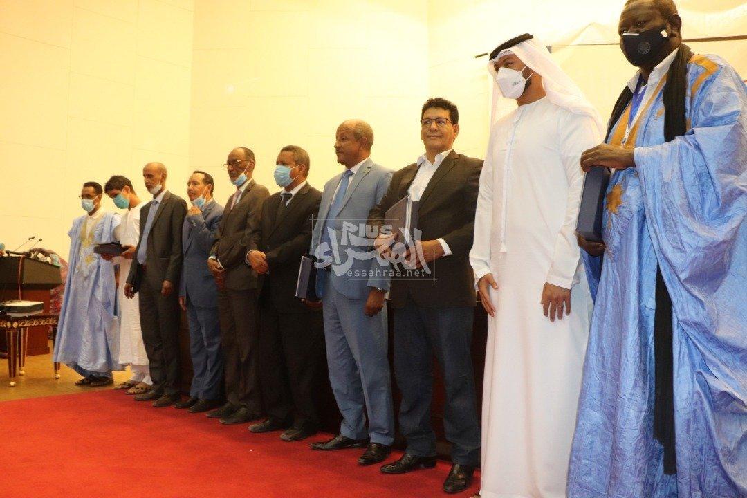 انطلاق النسخة السادسة من مهرجان نواكشوط للشعر العربي (صور)