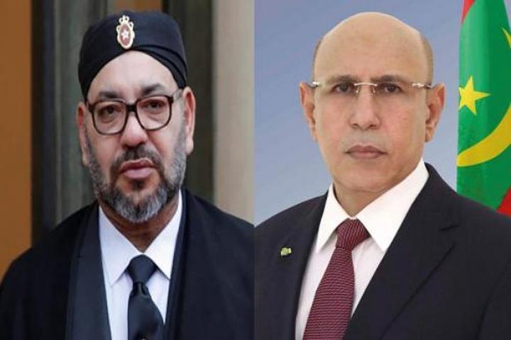 جون افريك: الرئيس الموريتاتي طلب من الملك دعم مرشح بلاده لرئاسة الكاف