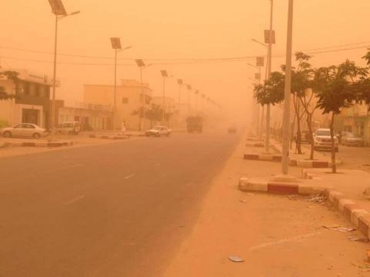 توقعات بارتفاع درجات الحرارة في عموم موريتانيا