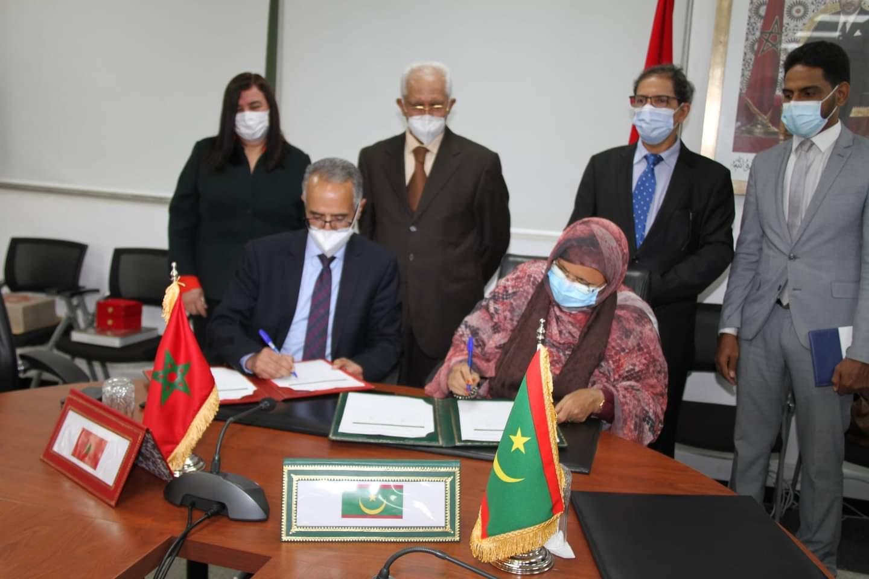 جهة نواكشوط توقع اتفاقية شراكة مع جهة الرباط سلا القنيطرة