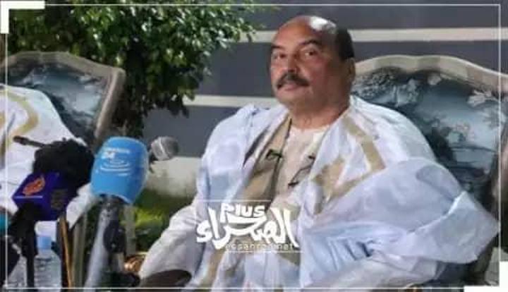 قناة فرنسية تحلل بيان ولد عبد العزيز الأخير