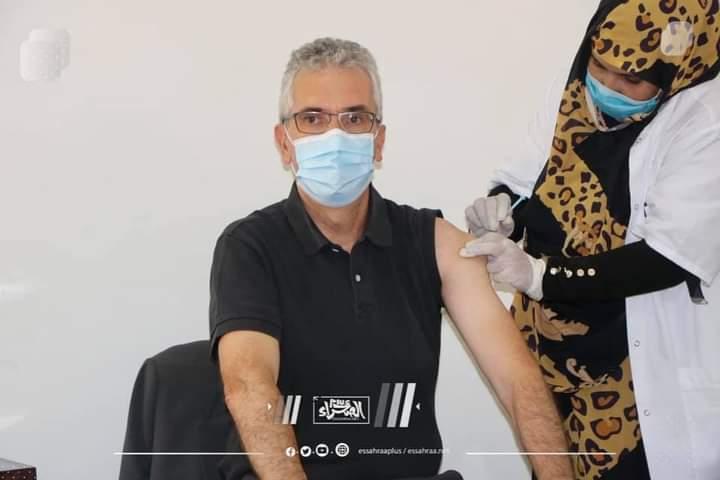 نواكشوط: السفير الفرنسي وطاقمه يتلقون لقاح كورونا (صور)