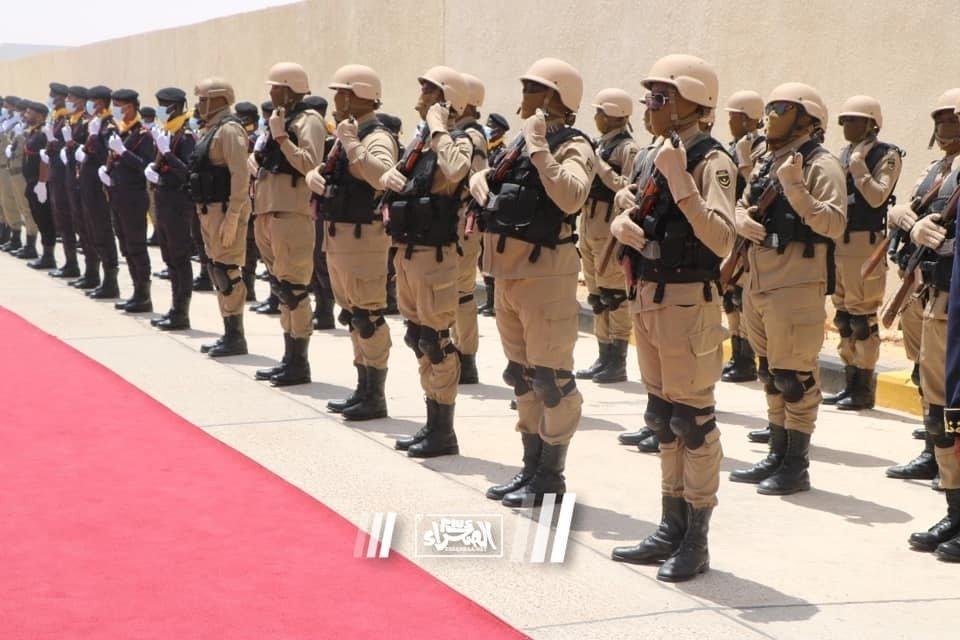 الأمن يعتقل عددا من المطلوبين في أحياء الترحيل