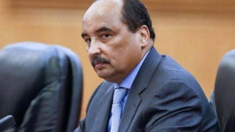رئيس موريتانيا السابق يثير الجدل.. والشرطة القضائية تتدخل