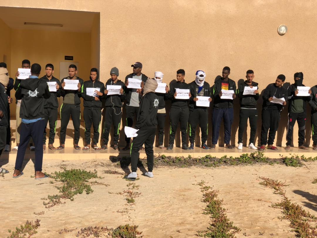 طلاب معهد البحار يناشدون الرئيس غزواني بإنقاذ مستقبلهم