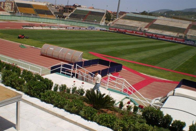 ملعب تشاكر جاهز لاحتضان مباراتي موريتانيا ومالي