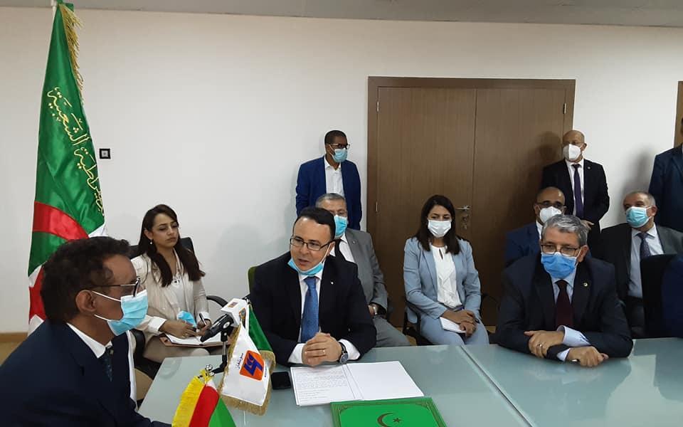 اتفاق جزائري موريتاني حول الطاقة الكهربائية
