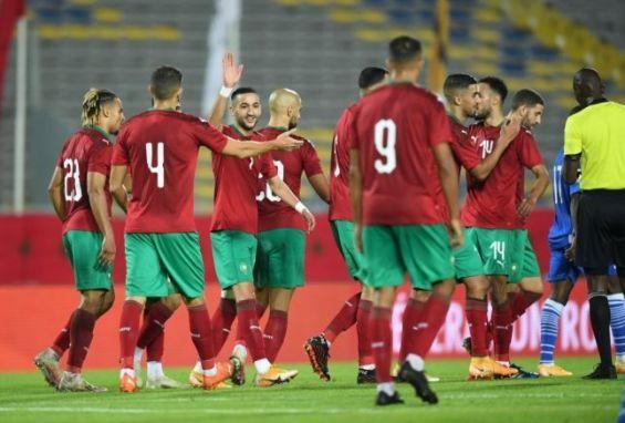 إقصائيات كأس إفريقيا للأمم : المنتخب المغربي يفوز على نظيره لافريقيا الوسطى و ينفرد بصدارة الترتيب