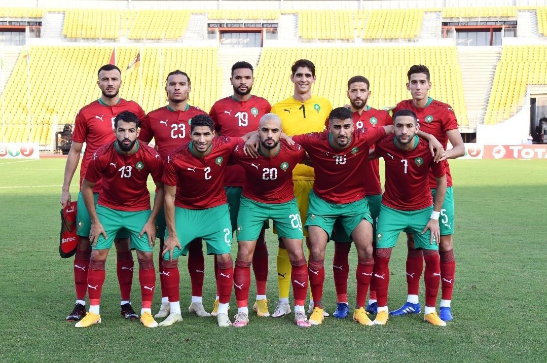 إقصائيات كأس إفريقيا للأمم : المنتخب المغربي يخطو بثبات نحو التأهل إلى العرس الافريقي