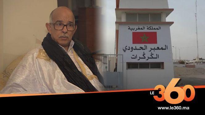بالفيديو - الشيخ بيد الله: لهذا عمدت الجزائر إلى دفع البوليساريو لافتعال مشكلة الكركرات
