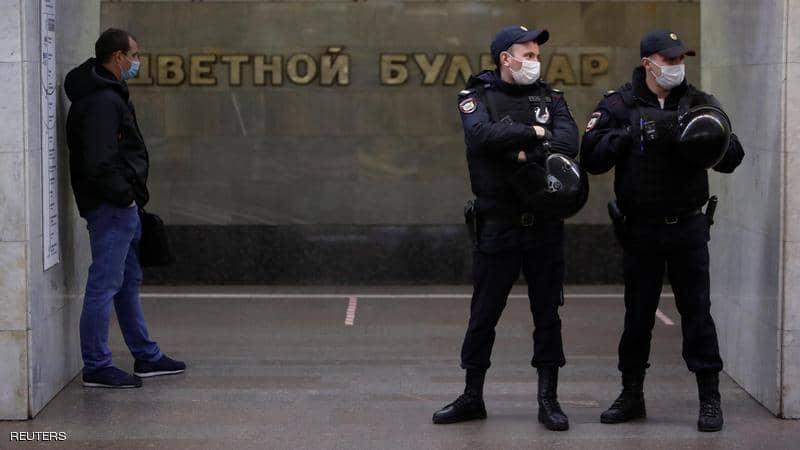 الأمن الروسي يحبط عمليات إرهابية لتنظيم داعش بمقاطعة موسكو