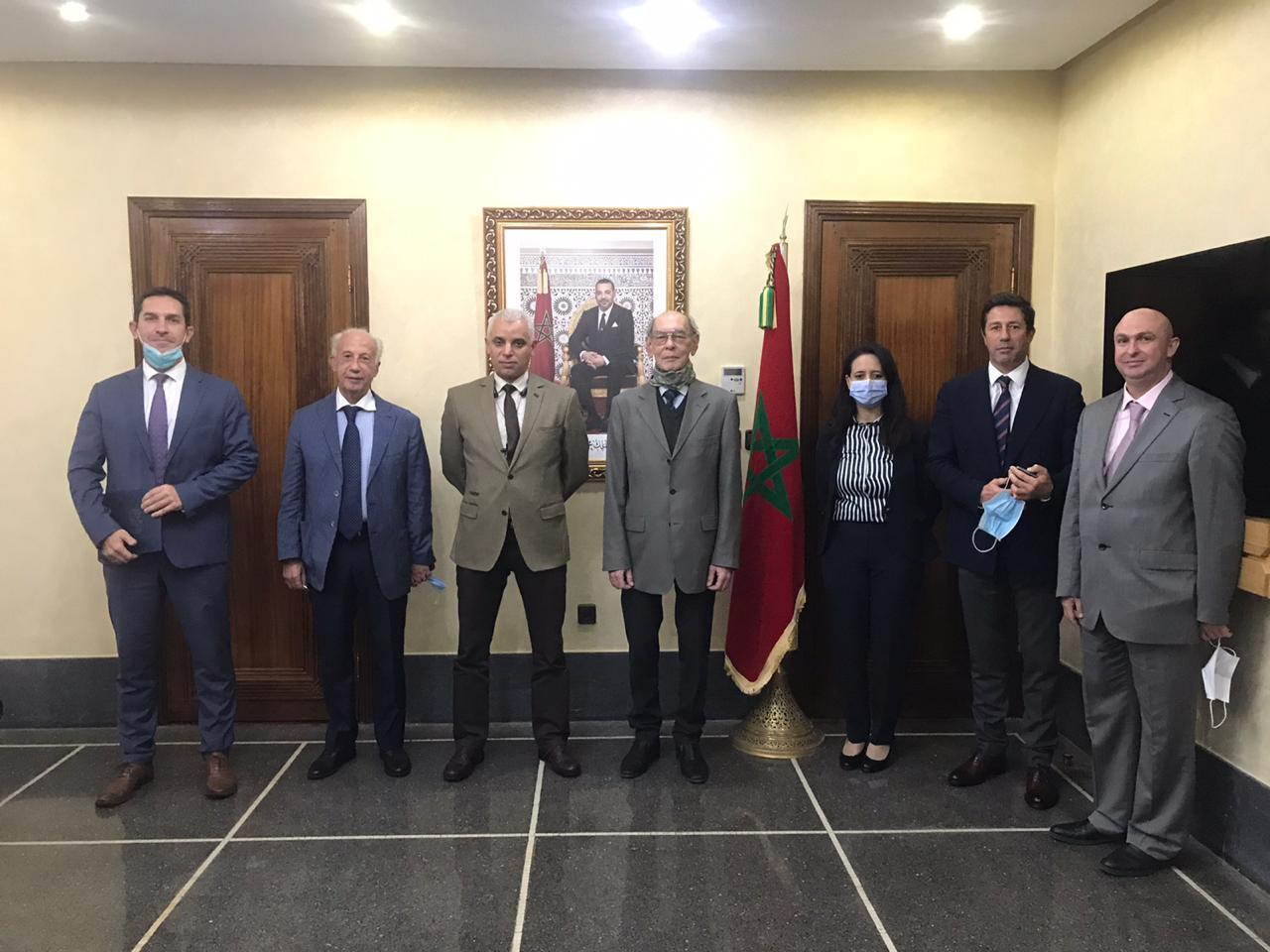 فيروس كورونا: اجتماع روسي مغربي حول لقاح سبوتنيك V