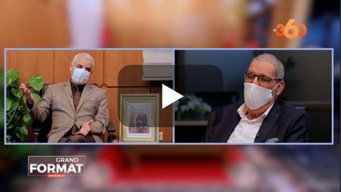 GRAND FORMAT: وزير الصحة يقول كل شيء عن اللقاح ضد كورونا