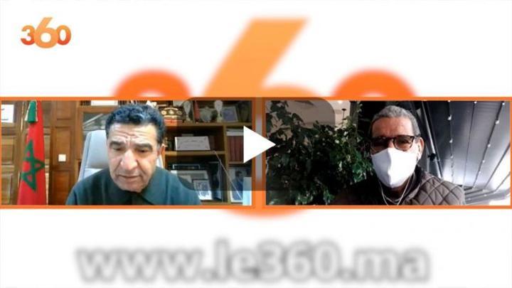 بالفيديو: مبديع يشرح موقف حزبه حول فلسطين واليهود المغاربة
