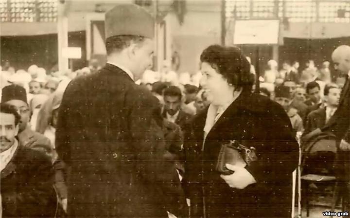 مليكة الفاسي المرأة الوحيدة الموقعة على وثيقة المطالبة بالاستقلال..وآخر من التقى محمد الخامس قبل نفي