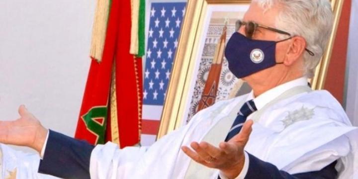 """فيتشر: شرف لي أن أحتفل ب""""11 يناير"""" مع الملك وكافة الشعب المغربي"""