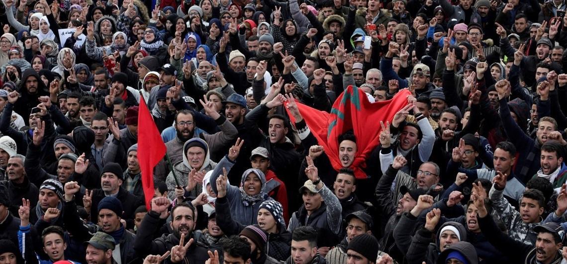 هيومن رايتس ووتش تؤكد تدهور وضع حقوق الإنسان في المغرب خلال سنة 2020