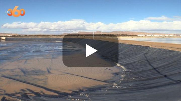 بالفيديو: تاوريرت تتعزز بمحطة لتصفية المياه العادمة