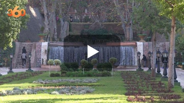 بالفيديو: جولة لاكتشاف مشاريع إعادة تأهيل عين أسردون