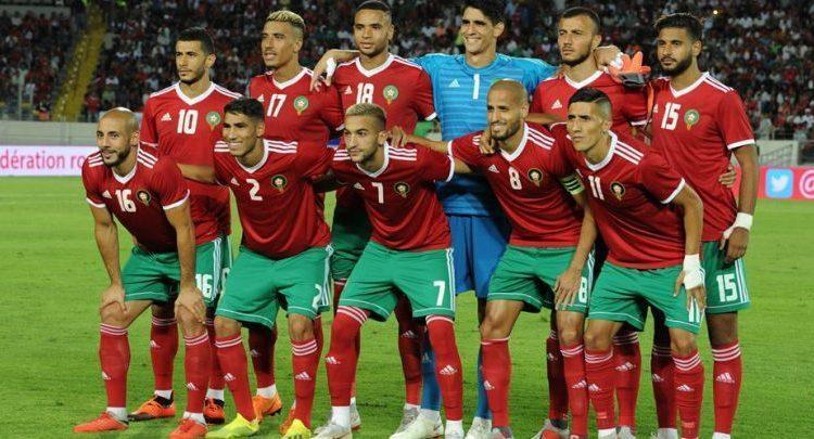 المنتخب المغربي يرتقي من المركز الـ 35 إلى الـ 33 في تصنيف الفيفا