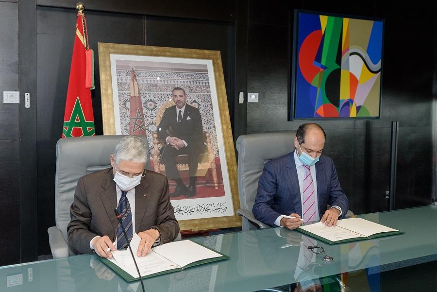 التجاري وفا بنك/ الوكالة المغربية للتعاون الدولي: توقيع اتفاقية شراكة موجهة للمواهب الإفريقية