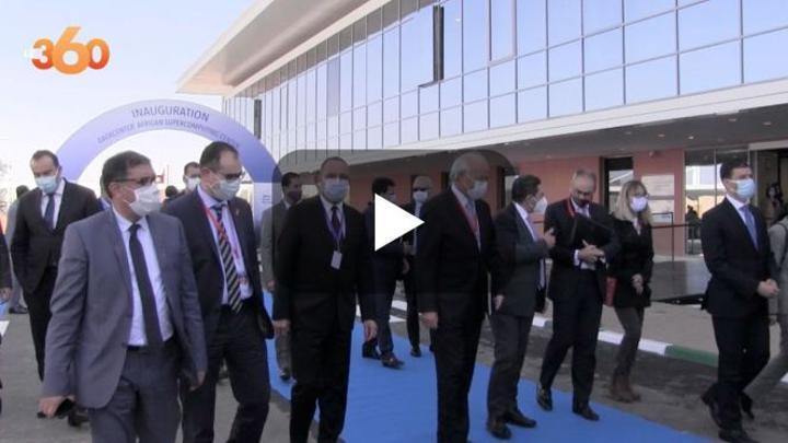 بالفيديو: تدشين أقوى مركز بيانات على الصعيد الإفريقي ببنكرير