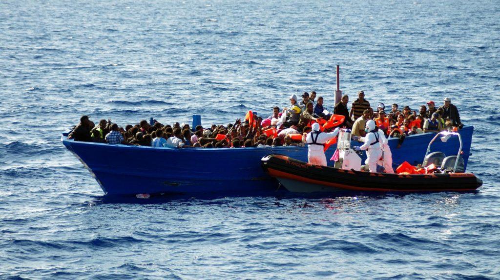 إنقاذ 59 مرشحا للهجرة غير النظامية ينحدرون من إفريقيا جنوب الصحراء بعرض سواحل الحسيمة