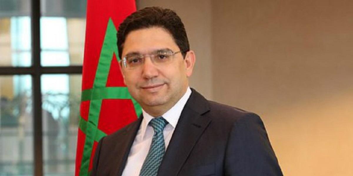 ناصر بوريطة يتباحث مع الأمين العام لمجلس التعاون لدول الخليج العربية