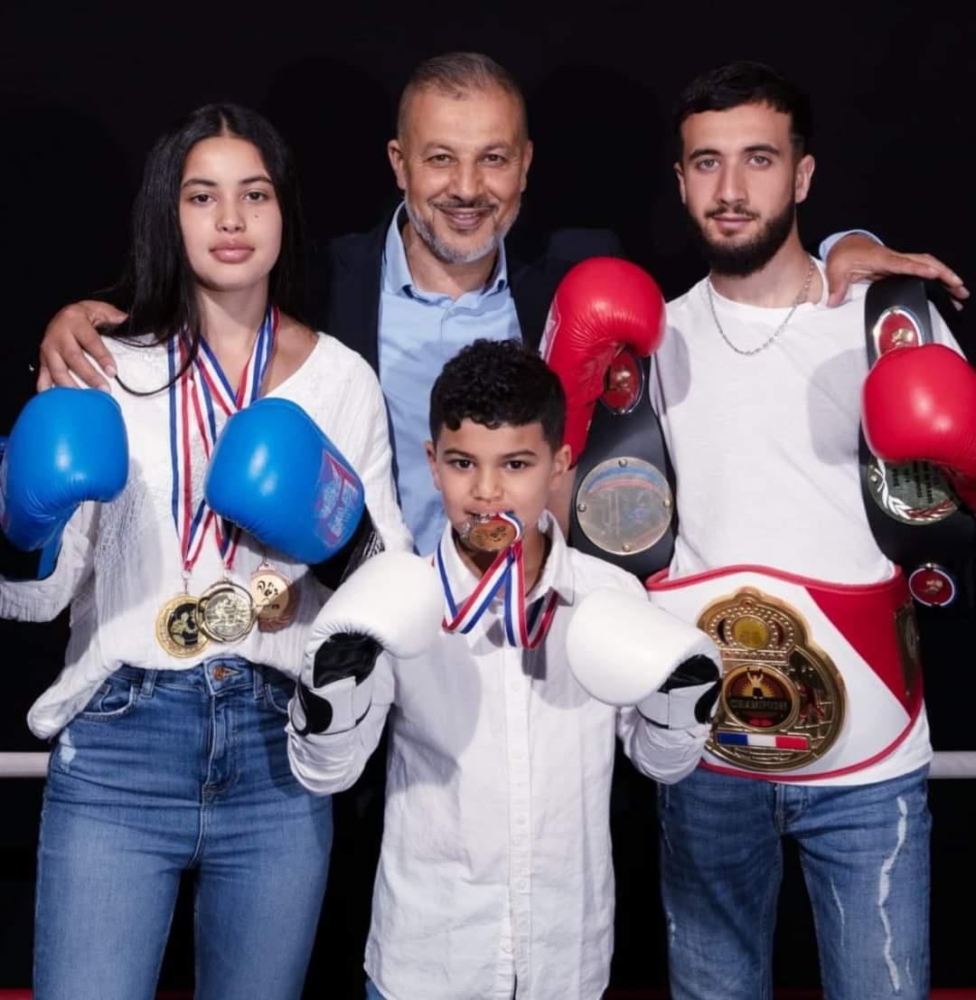 دياسبو # 187: محمد الجامعي.. مكتشف المواهب في رياضة الملاكمة