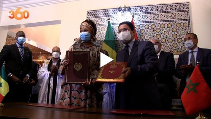 بالفيديو: من الداخلة.. بوريطة يقبل دعوة نظيره الجزائري لمفاوضات مباشرة حول الصحراء