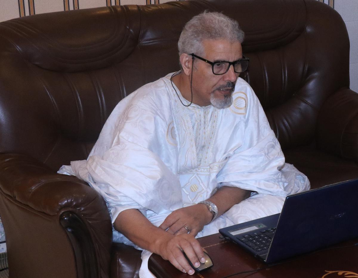 الرواية الأخرى مع المحجوب السالك: الجزائر قبلت تسليح البوليساريو لقطع الطريق أمام القذافي #3
