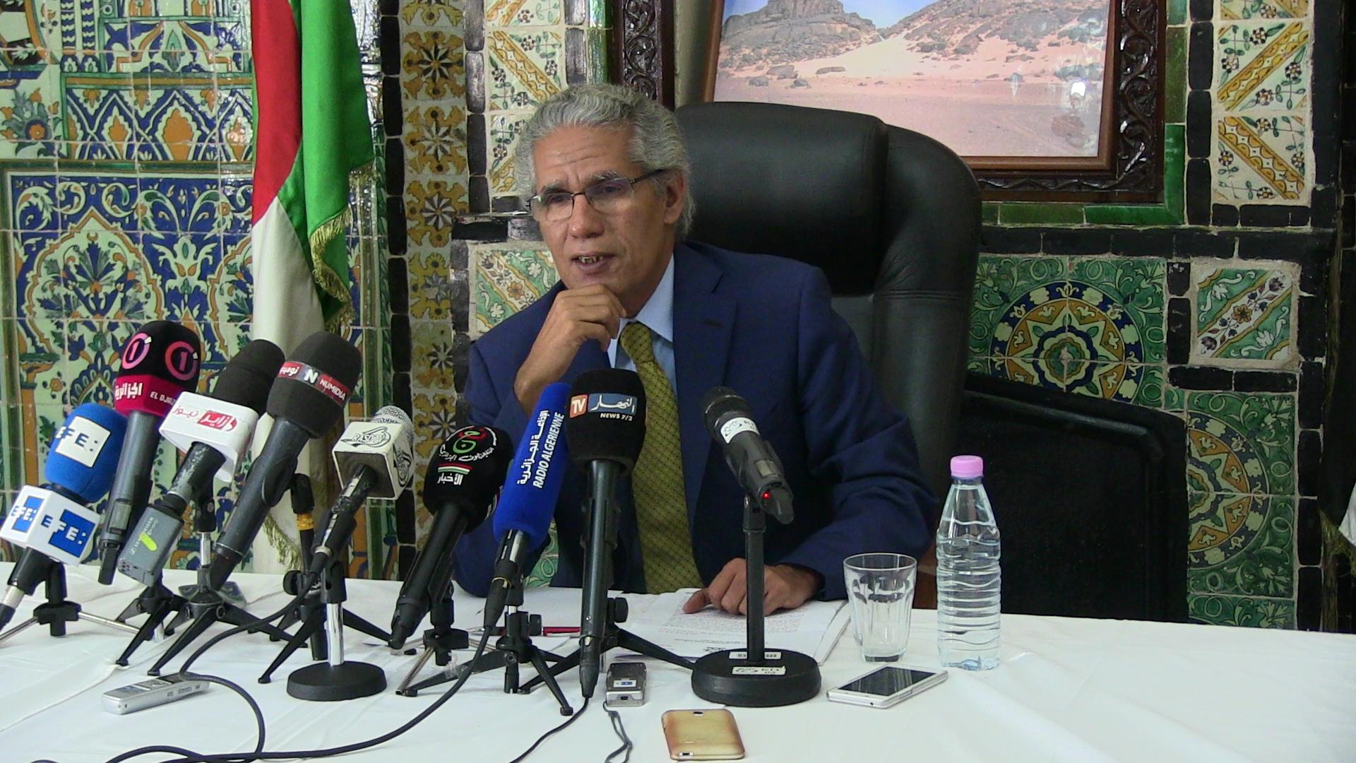 الصحراء: البوليساريو تتهم فرنسا بعرقلة إجراء استفتاء لتقرير المصير