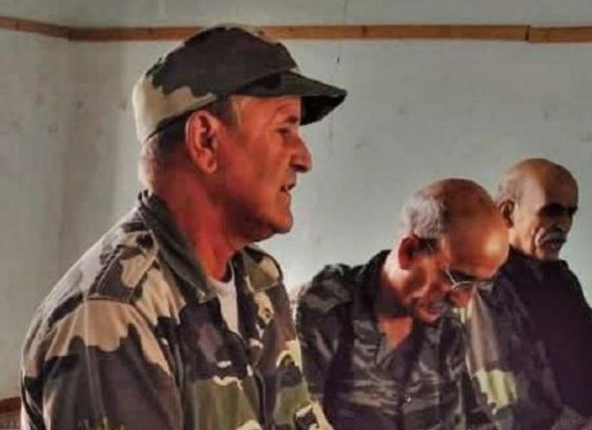 مقتل قائد درك جبهة البوليساريو شرق الجدار الرملي المغربي