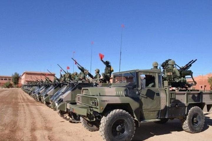 """مقتل قائد درك """"البوليساريو"""" في قصف للجيش المغربي"""